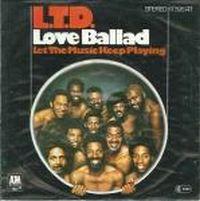 Cover L.T.D. - Love Ballad