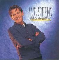 Cover Luc Steeno - Geen dag meer zonder jou