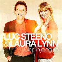 Cover Luc Steeno & Laura Lynn - Diep in je ogen
