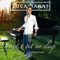 Cover Luca Hänni - I Can't Get No Sleep (Piano Version)