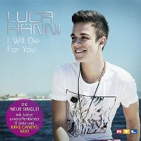 Cover Luca Hänni - I Will Die For You