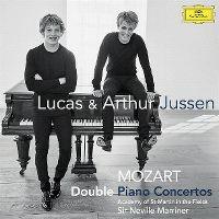 Cover Lucas & Arthur Jussen - Mozart Double Piano Concertos