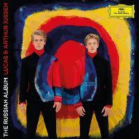 Cover Lucas & Arthur Jussen - The Russian Album