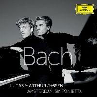 Cover Lucas & Arthur Jussen / Amsterdam Sinfonietta - Bach