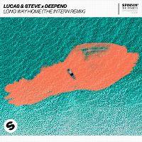 Cover Lucas & Steve x Deepend - Long Way Home