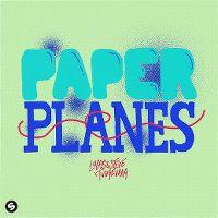 Cover Lucas & Steve x Tungevaag - Paper Planes