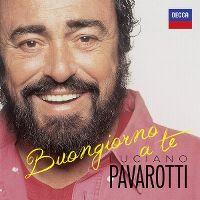 Cover Luciano Pavarotti - Buongiorno a te