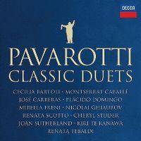 Cover Luciano Pavarotti - Classic Duets