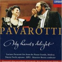 Cover Luciano Pavarotti - My Heart's Delight