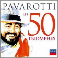 Cover Luciano Pavarotti - Pavarotti - Les 50 triomphes