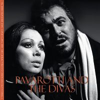 Cover Luciano Pavarotti - Pavarotti And The Divas