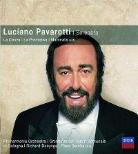 Cover Luciano Pavarotti - Serenata
