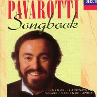 Cover Luciano Pavarotti - Songbook