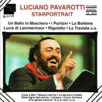 Cover Luciano Pavarotti - Starportrait