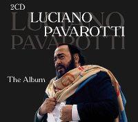 Cover Luciano Pavarotti - The Album