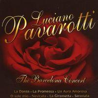 Cover Luciano Pavarotti - The Barcelona Concert
