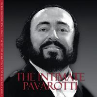 Cover Luciano Pavarotti - The Intimate Pavarotti