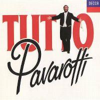 Cover Luciano Pavarotti - Tutto Pavarotti