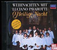 Cover Luciano Pavarotti - Weihnachten mit Luciano Pavarotti - O Heilige Nacht