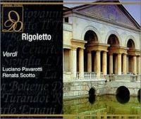 Cover Luciano Pavarotti / Renata Scotto - Verdi: Rigoletto