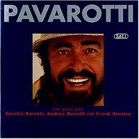 Cover Luciano Pavarotti with Guest Stars Cecilia Bartoli, Andrea Bocelli and Frank Sinatra - Pavarotti Hits & More