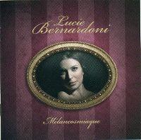 Cover Lucie Bernardoni - Mélancosmiaque