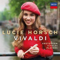 Cover Lucie Horsch / Amsterdam Vivaldi Players - Vivaldi