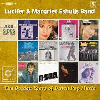 Cover Lucifer & Margriet Eshuijs Band - The Golden Years Of Dutch Pop Music