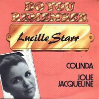 Cover Lucille Starr - Colinda