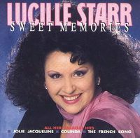 Cover Lucille Starr - Sweet Memories