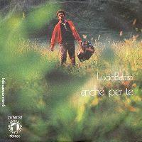 Cover Lucio Battisti - Anche per te