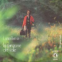 Cover Lucio Battisti - La canzone del sole
