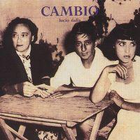 Cover Lucio Dalla - Cambio