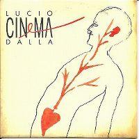 Cover Lucio Dalla - Cinema