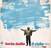 Cover Lucio Dalla - Il cielo