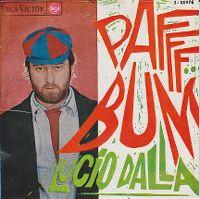 Cover Lucio Dalla - Pafff... bum!