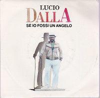 Cover Lucio Dalla - Se io fossi un angelo
