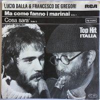 Cover Lucio Dalla e Francesco de Gregori - Ma come fanno i marinai