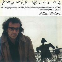 Cover Ludwig Hirsch - Alles Paletti
