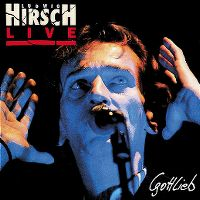 Cover Ludwig Hirsch - Gottlieb - Live
