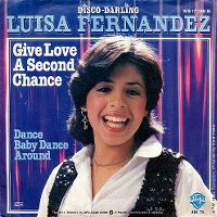 Cover Luisa Fernandez - Give Love A Second Chance
