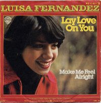 Cover Luisa Fernandez - Lay Love On You