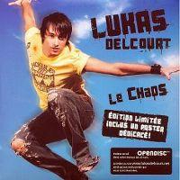 Cover Lukas Delcourt - Le chaos