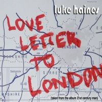 Cover Luke Haines - Love Letter To London