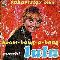 Cover Lulu - Boom Bang-A-Bang