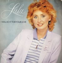 Cover Lulu - I Will Do It For Your Love