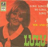 Cover Lulu - Love Loves, To Love, Love