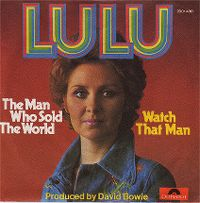 Cover Lulu - The Man Who Sold The World