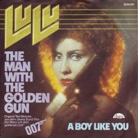 Cover Lulu - The Man With The Golden Gun