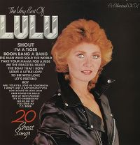 Cover Lulu - The Very Best Of Lulu